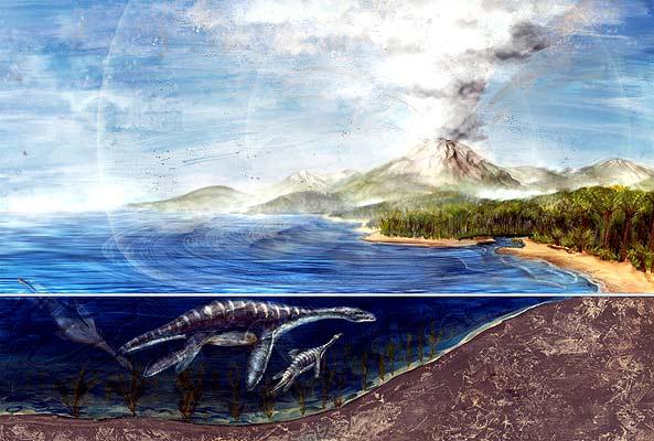 Pleisosaurios